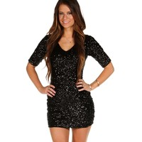 Black Every Party Dress