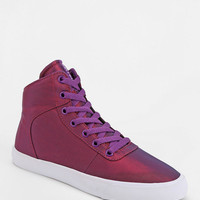 SUPRA Iridescent High-Top Sneaker - Urban Outfitters