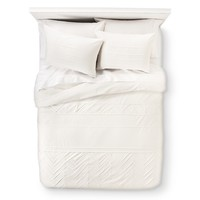 Nate Berkus™ Pleated Duvet Set