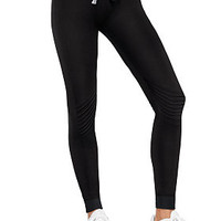 Online Exclusive Campus Moto Legging - PINK - Victoria's Secret