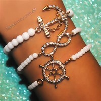 iShopCandy.com | Sailor Infinity Arm Candy Set