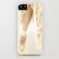 Just dance iPhone & iPod Case by Wood-n-Images