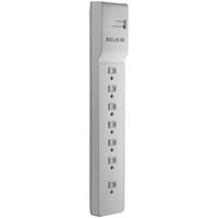 Belkin 7-outlet Home And Office Surge Protector (7ft Cord)