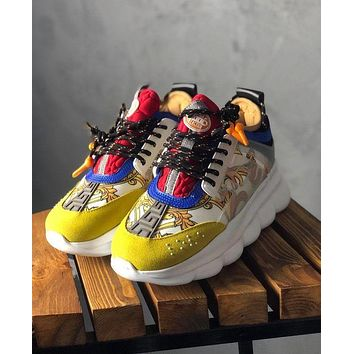 Versace Leisure sports shoes-6
