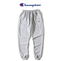 Boys & Men Champion Fashion Casual Pants Trousers