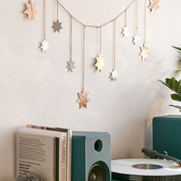 Metal Star Banner | Urban Outfitters
