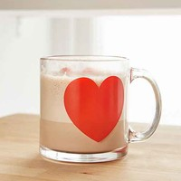 Heart Of Glass Mug