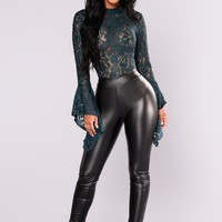 Krisiana Leggings - Black