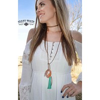 Canyon Wrap Necklace from Crazy Train