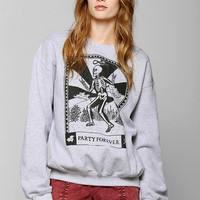 Glamour Kills Party Forever Pullover Sweatshirt