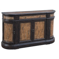 Rustic Cherry Credenza by Pulaski Furniture