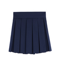 Knife Pleat Mini Skirt | MIXXMIX