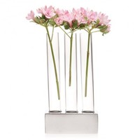 Chive Hudson 3, Test Tube Triple Vase | YLiving