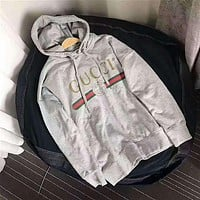 DCCKN6V Gucci Grey Hot Hoodie Cute Sweater