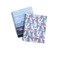 Blue Whales Notebook Set (2)