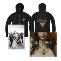Set It Off T-Shirt Bundle : EVR0 : MerchNOW - Your Favorite Band Merch, Music and More