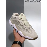 Adidas YEEZY Desert Rat 500 Cheap Fashion Men's and women's adidas sport shoes