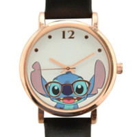 Disney Lilo & Stitch Nerdy Stitch Watch
