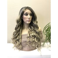 Blond Balayage Full Lace Wig- Hanna