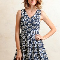 Dreaming In Daisies Floral Dress | Ruche