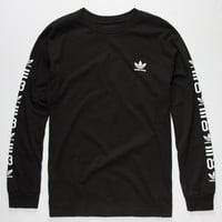 Adidas Adv Tracker Mens T-Shirt Black  In Sizes