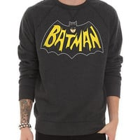 DC Comics Classic Batman Crewneck Sweatshirt | Hot Topic