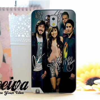 Pentatonix Autograph Phone Case For iPhone Samsung iPod Sony