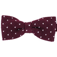 Tok Tok Designs Children Bow Tie for 2 - 8 Years (BK264, Knitted)
