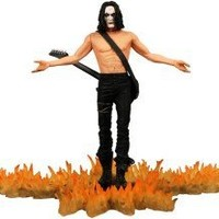 """Cult Classic Hall of Fame Series 3 Crow 7"""" Action Figure"""