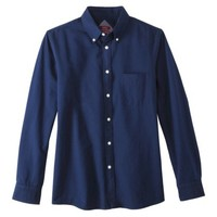 Merona® Men's Tailored Fit Oxford Button Down - Assorted Colors