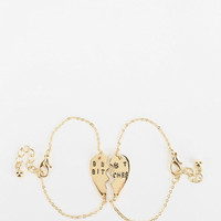 Urban Outfitters - Besties Bracelet - Set of 2
