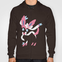 Sylveon Hoody by JHTY23