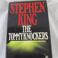 Vintage 1987 edition The Tommyknockers by Stephen King
