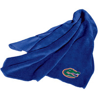 Florida Gators NCAA Fleece Throw Blanket