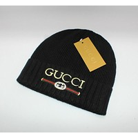 Gucci Fashion Knitted Hat 5 Colors 1017#
