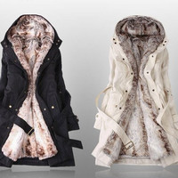 2011 winter clothes padded winter jacket liner thick by msichen3