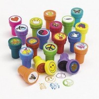 100 pc bulk wholesale lot - assorted stampers