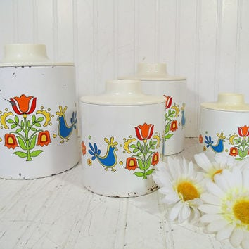 Metal Kitchen Canister Sets On Wanelo