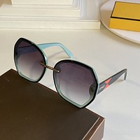 Fendi Sunglasses Fashion Women's Summer Sun Shades Eyeglasses Glasses 04