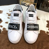 DOLCE & GABBANA D&G Women Men Fashion Running Sneakers Sport Shoes Size 36-44