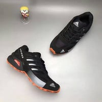 """""""Adidas"""" Fashion Casual Multicolor Stitching Anti-skid Bottom Sneakers Men Running Shoes"""
