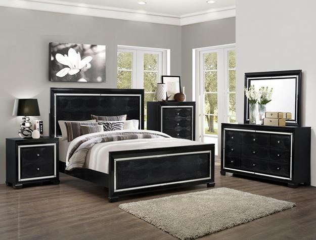 Image of Aria Bedroom Collection