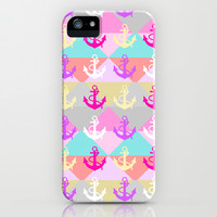 Anchors iPhone & iPod Case by Ornaart