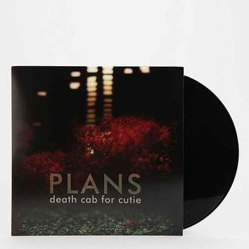 Death Cab For Cutie - Plans 2XLP- Assorted One