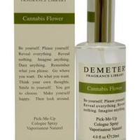 Cannabis Flower By Demeter For Women - 4 Oz Cologne Spray