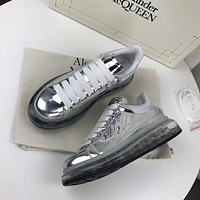 Alexander Mcqueen Oversized Sneakers With Air Cushion Sole Reference #3