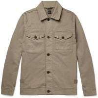 Albam - Cotton-Twill Jacket
