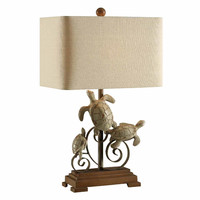 Crestview Turtle Bay Table Lamp - CVAVP151