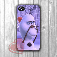 Olaf's Nose - dizi for iPhone 6S case, iPhone 5s case, iPhone 6 case, iPhone 4S, Samsung S6 Edge