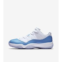 Air Jordan Retro 11 XI Low 'Unc' Mens